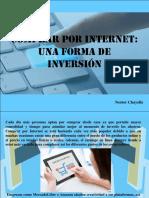 Néstor Chayelle - Comprar Por Internet, Una Forma de Inversión