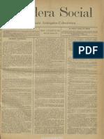 Bandera Social. 13-8-1886