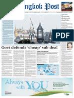 Bangkok Post April 26 2017