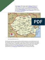 Romania - PART 1.docx