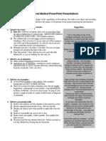 Grading Criteria for p Pts
