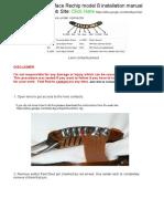 Rechip Instructions Ver.2 for Sigma lens  Error 01 FIX