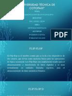 Sistemas Digitales Flip Flop Tipo D