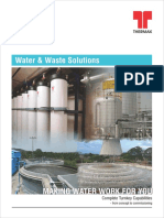 Thermax WWS Brochure