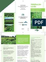Folder Adubacao Verde Novo