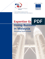 Expertise Guide Asia Doing Business in Malaysia