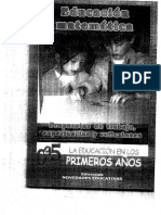 Educación matemática. Broitman 2000