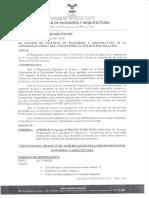 Res 098 2016 CFIA UAC Esquema Proyecto