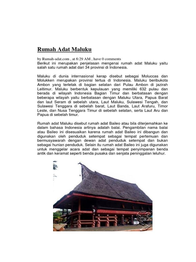 990 Koleksi Gambar Rumah Adat Aceh Beserta Penjelasannya Terbaik