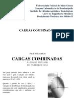 Cargas Combinadas - Mec Sol II - 20162