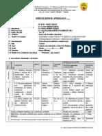 DISEÑO DE SESIÓN DE  APRENDIZAJE.docx