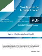 Salud Global U San Andres 2014