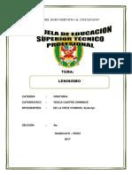 Monografia Pnp Leninismo