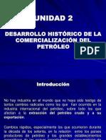 1355314567.TEMA 2 Desarrollo Historico de La Comercializacion Del Petróleo