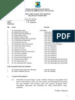 Unit Disiplin Skb Minit Mesyuarat Unit Disiplin Bil 4 2017