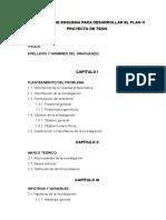 Esquema Plan de Tesis Upla Fi II 2 017 II 1