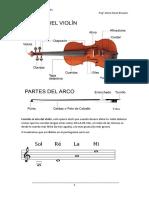 Nociones de Violin