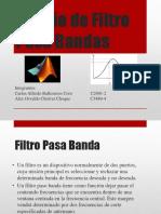 Diseño de Filtro Pasa Bandas PP (1)