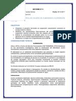 analisis de medicamentos albendazol suspension