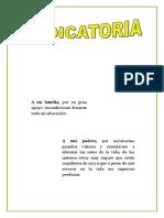 Informe Final de Edafología Final