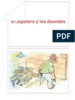 Cuento Con Laminas El Zapatero