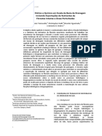 Balanços Hídrico e Químico em Escala de Bacia de Drenagem Incluindo Exportações de Nutrientes de Florestas Intactas e Áreas Perturbadas