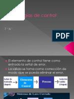 Estrategias de Control