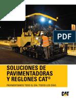 Cat Pavimentadoras