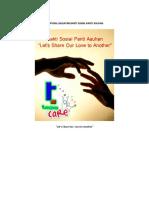 Proposal Bhakti Sosial Panti Asuhan