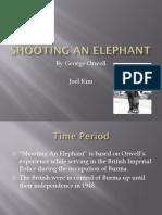 shooting an elephant presentation  5