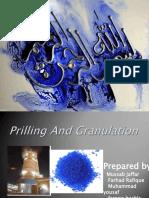 Prilling & Granulation
