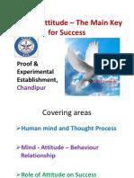 26.10 Positive Attitude _ The Main Key for Success (NOU, Baripada).pptx
