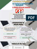 Megan Media Company Presentation