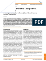 Probiotics and Prebiotics Perspectives and Challanges