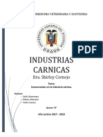 industrias carnicas