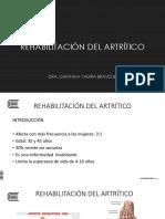 s10 Rehabilitación Del Artrítico