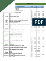 Presupuesto Completo