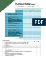 Rubrica Para Evaluar Reporte de Investigacion Garantias Individuales Trabajo Final