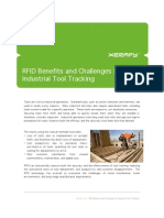 RFID Benefits and Challenges for Industrial Tool Tracking - Rev03