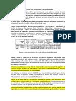 Contratos Con Petrochina y Petrotailandia