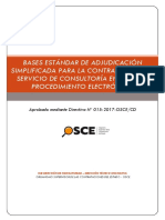 19.Bases De Consultoría- OSCE
