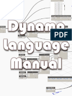 Dynamo Language Manual FINAL