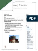 Marine Survey Practice_ Initial Survey of Hull