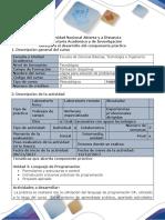 Guía Para El Dearrollo Del Componente Práctico - Escenarios Con Apoyo Tecnológico