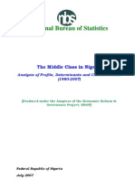 Middle Class-- Main Report