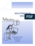 self assessment on discussions -post