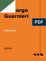 Camargo guarnieri Valsinha n6 Serie Dos Curumins Sample