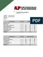 3.- Peso Especifico Arena - Grava