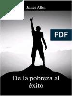 De la Pobreza al Éxito - James Allen.pdf