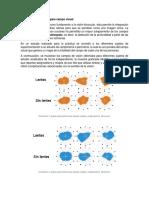 Análisis estadístico de un campo visual